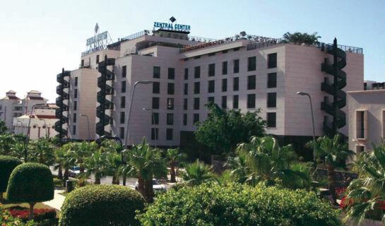 HOTEL ZENTRAL CENTER (ADULTS ONLY) Playa de las Américas