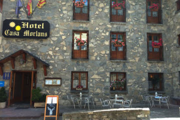 HOTEL CASA MORLANS Panticosa