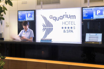 HOTEL GHT AQUARIUM & SPA Lloret de Mar