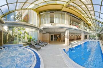 HOTEL FLORIDA PARK Santa Susanna